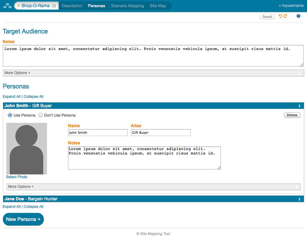 SiteMapper | Jason Beaty UI UX Design